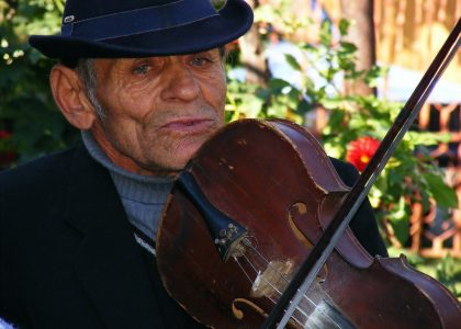 The Wonderful Musician